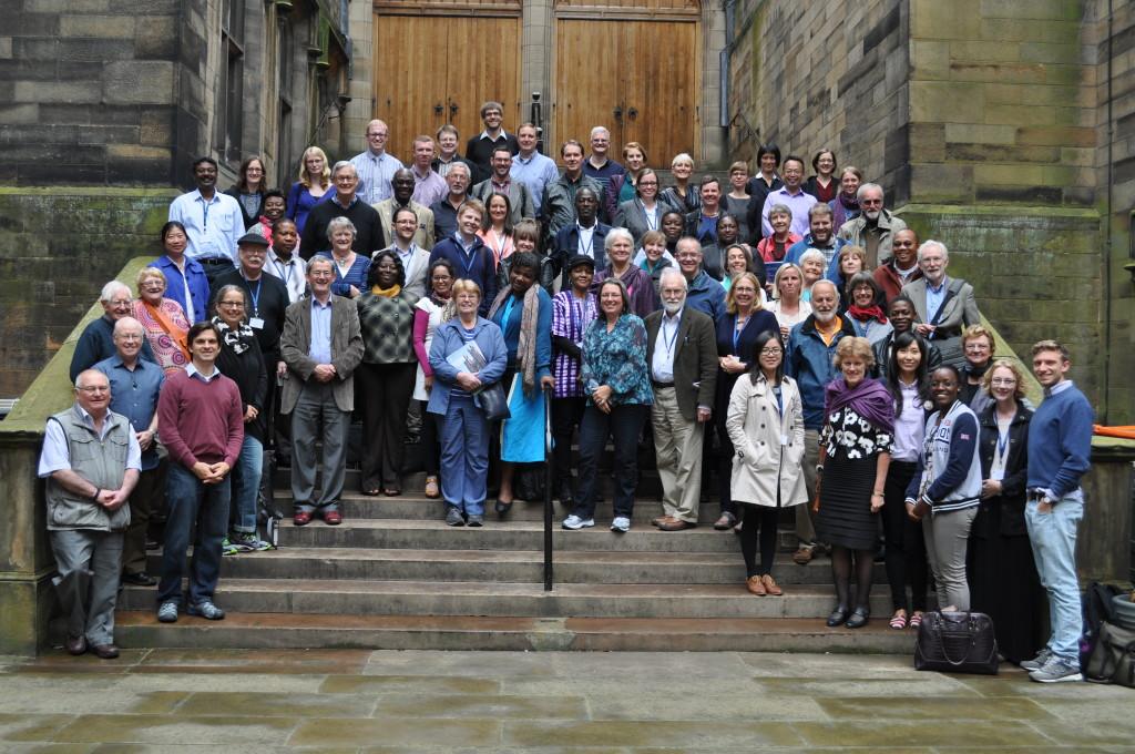 Yale-Edinburgh 2014 Delegates